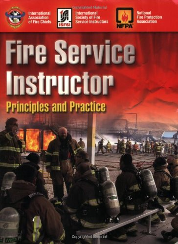 9780763749101: Fire Service Instructor: Principles And Practice