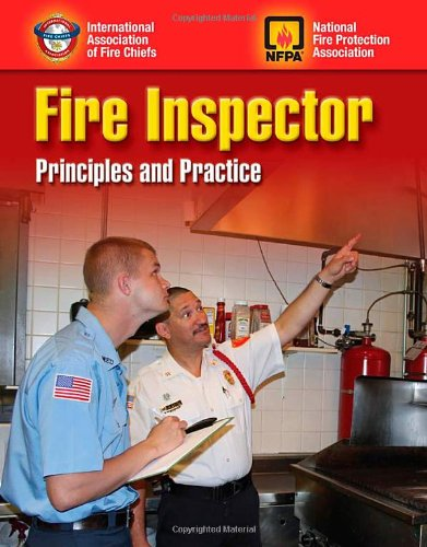 9780763749392: Fire Inspector: Principles And Practice