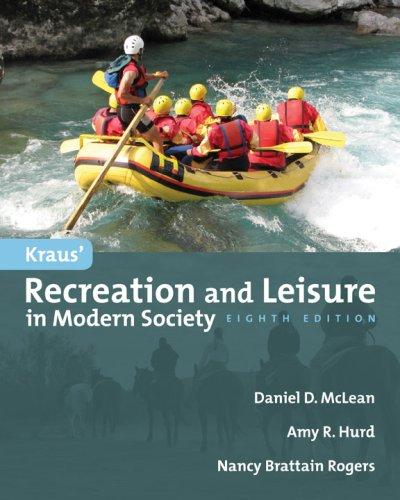 9780763749590: Kraus' Recreation and Leisure