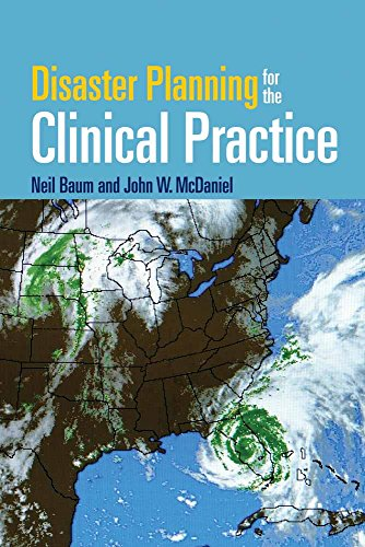 9780763750732: Disaster Planning For The Clinical Practice