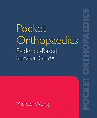 9780763750756: Pocket Orthopaedics: Evidence-Based Survival Guide