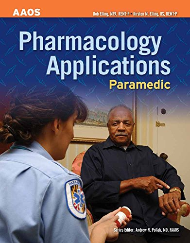 9780763751197: Paramedic: Pharmacology Applications