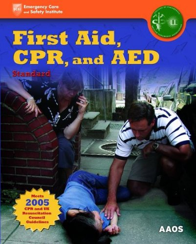 9780763751463: First Aid, Cpr, and Aed