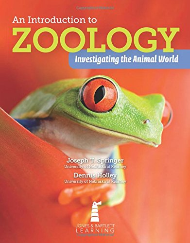 9780763752866: An Introduction to Zoology: Investigating the Animal World