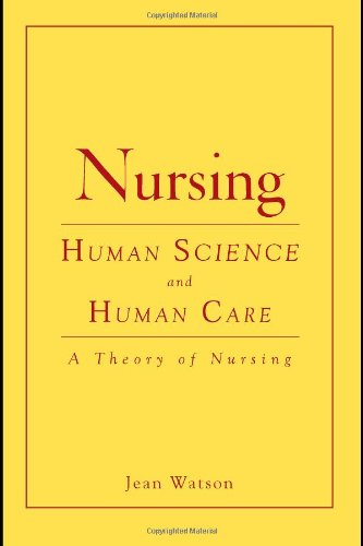 9780763753221: Nursing: Human Science and Human Care: A Theory of Nursing