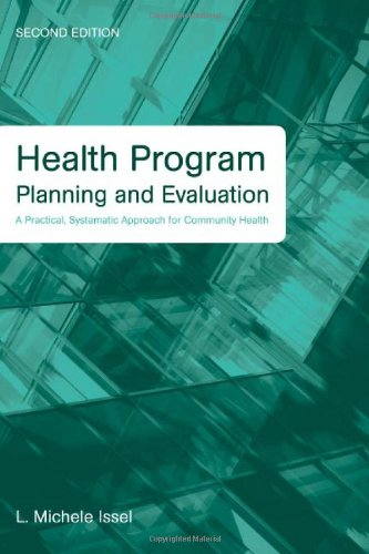 9780763753344: Health Program Planning and Evaluation: A Practical, Systematic Approach for Community Health, 2nd Edition