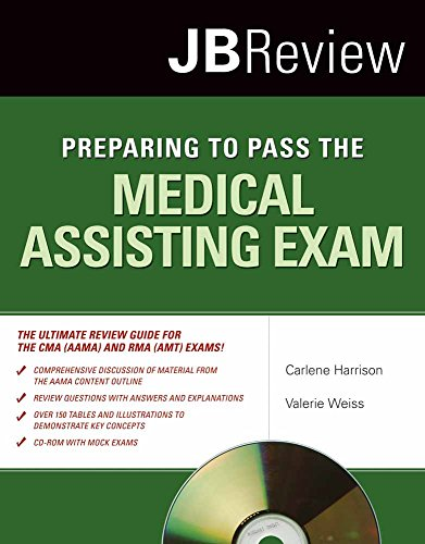 9780763754020: Preparing to Pass the Medical Assisting Exam (JB Review)