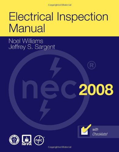 9780763754303: Electrical Inspection Manual, 2008 Edition