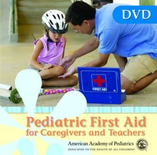 9780763754426: Pediatric First Aid for Caregivers and Teachers DVD