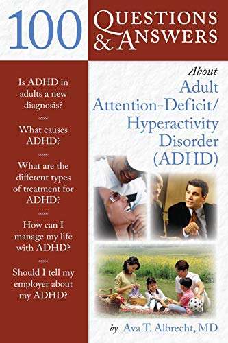 9780763754495: 100 Questions & Answers About Adult ADHD