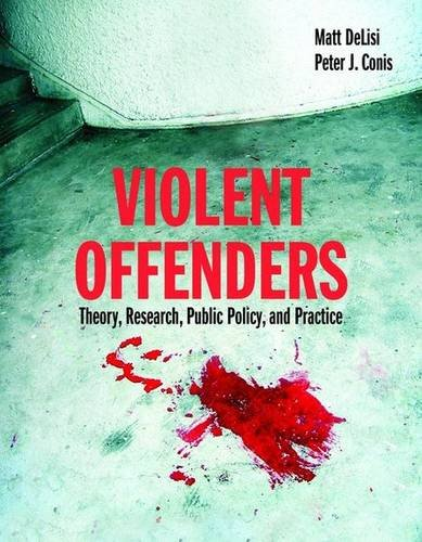 9780763754792: Violent Offenders: Theory, Research, Public Policy, And Practice