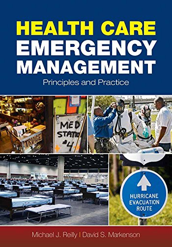 9780763755133: Health Care Emergency Management: Principles and Practice