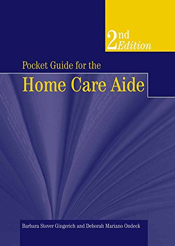 9780763755669: Pocket Guide for the Home Care Aide