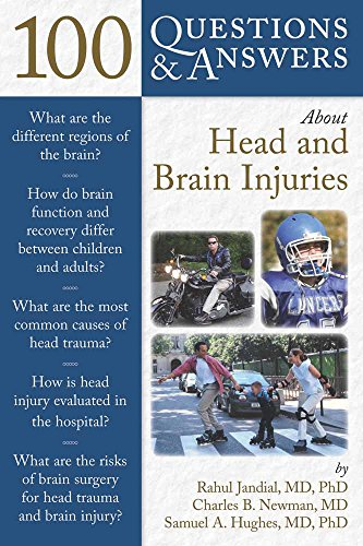 9780763755720: 100 Questions & Answers About Head and Brain Injuries