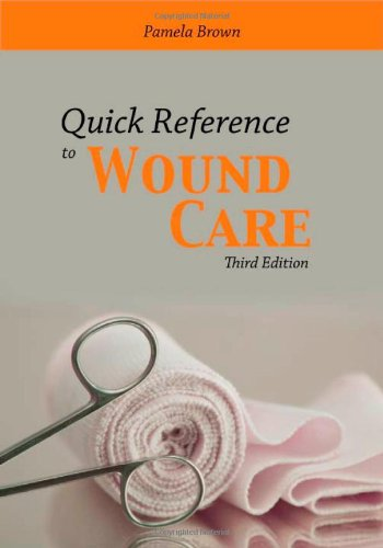 9780763755836: Quick Reference to Wound Care