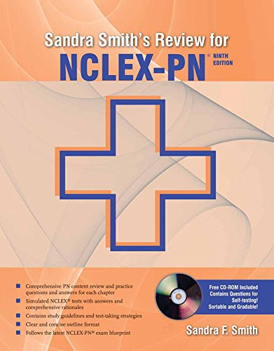 9780763756000: Sandra Smith's Review For NCLEX-PN (Sandra Smith's Review for the NCLEX-PN)