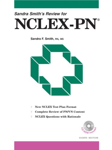 9780763756765: Sandra Smiths Review for NCLEX-PN