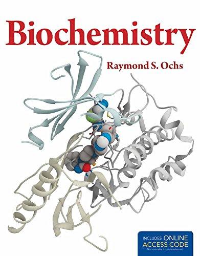 9780763757366: Biochemistry - Book Alone