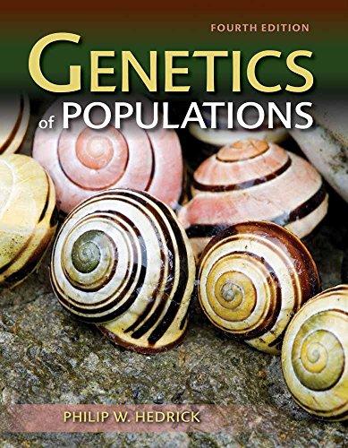9780763757373: Genetics of Populations