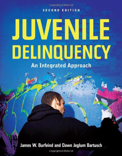 9780763758103: Juvenile Delinquency: An Integrated Approach