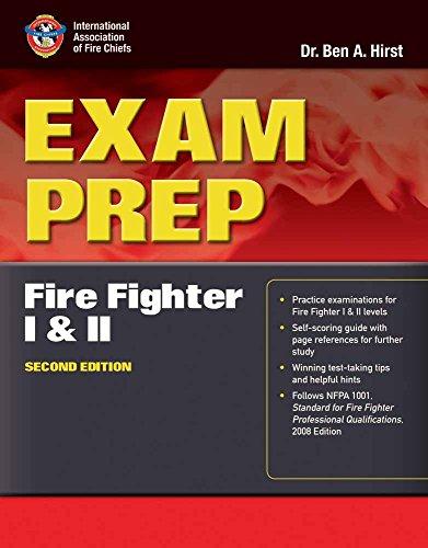 9780763758363: Exam Prep: Fire Fighter I and II (Exam Prep (Jones & Bartlett Publishers))