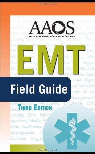 9780763758776: EMT Field Guide (AAOS)