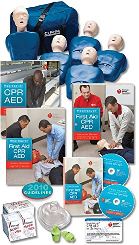 9780763759216: First Aid CPR Aed Teachers Pack