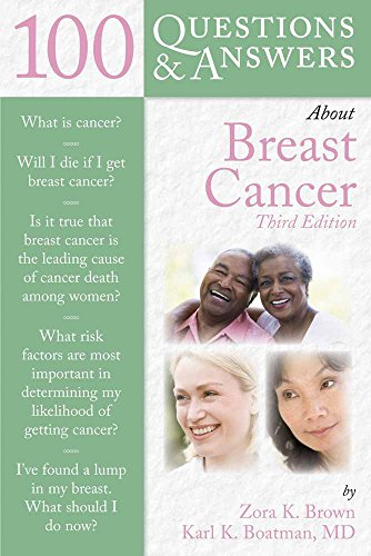 9780763760076: 100 Questions & Answers About Breast Cancer