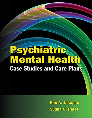 9780763760380: Psychiatric Mental Health Case Studies and Care Plans