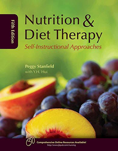 9780763761370: Nutrition and Diet Therapy: Self-Instructional Approaches