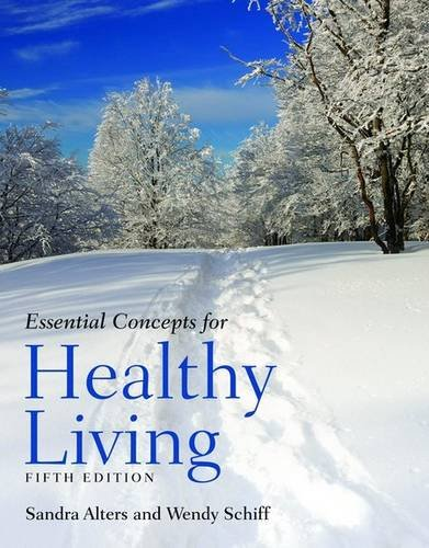 9780763761998: Essential Concepts For Healthy  Living