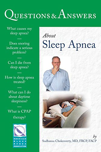 9780763763770: Questions & Answers About Sleep Apnea (100 Questions & Answers)