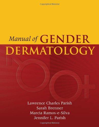 9780763763961: Manual Of Gender Dermatology