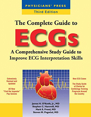 9780763764050: The Complete Guide to ECGs