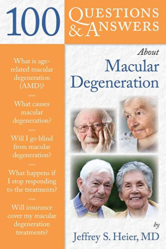 9780763764364: 100 Questions & Answers About Macular Degeneration