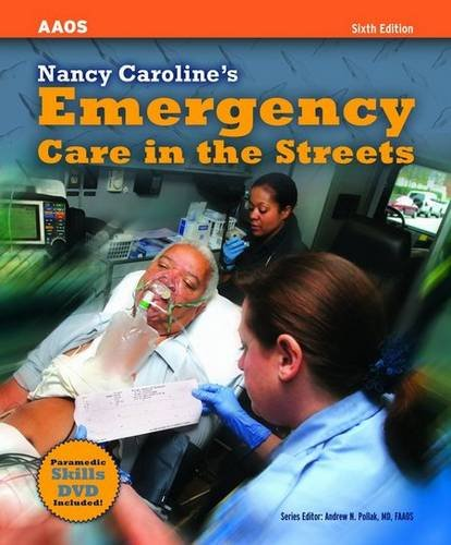 9780763764692: Nancy Caroline's Emergency Care in the Streets