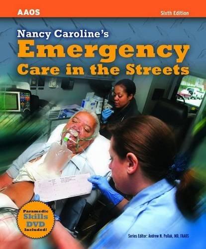 9780763764692: Nancy Caroline's Emergency Care in the Streets