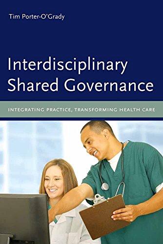 9780763765415: Interdisciplinary Shared Governance: Integrating Practice, Transforming Health Care