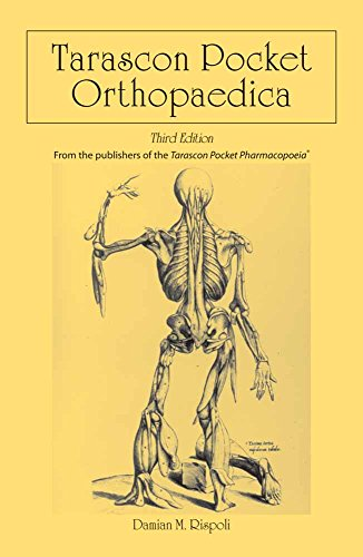 9780763766016: Tarascon Pocket Orthopaedica