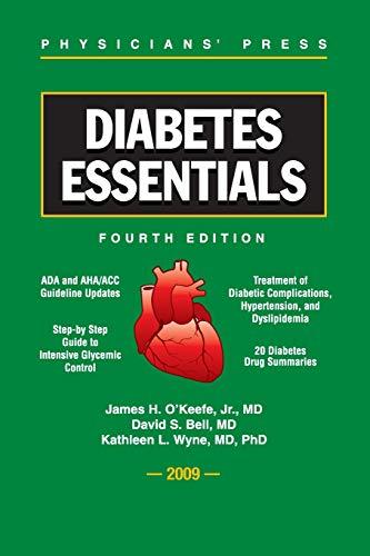 Diabetes Essentials 2009 (Paperback): James H. O'Keefe