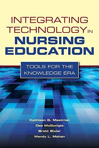 Integrating Technology In Nursing Education: Tools For: Bixler, Brett, Mahan,
