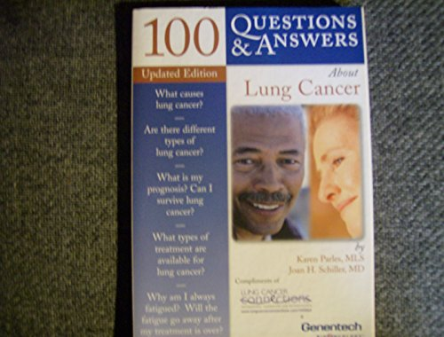 9780763772130: 100 Questions & Answers About Lung Cancer