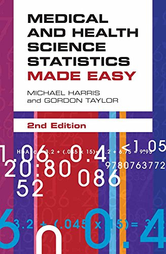 9780763772659: Medical and Health Science Statistics Made Easy