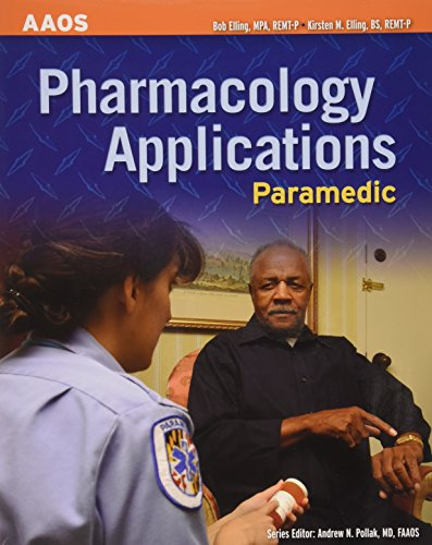 9780763773342: Paramedic: Pharmacology Applications. Paramedic: Calculations For Medication Administration, And The Pharmaflash Cards