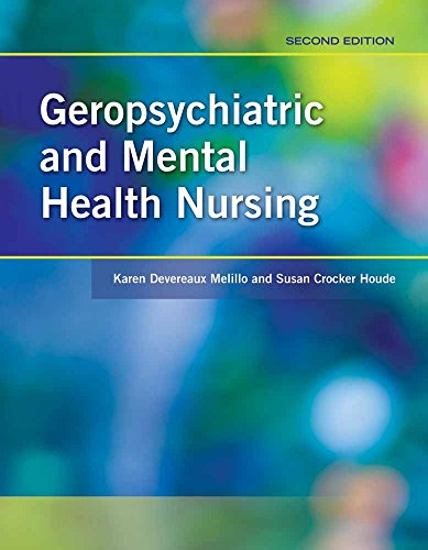 9780763773595: Geropsychiatric and Mental Health Nursing
