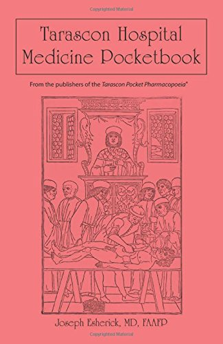 9780763773717: Tarascon Hospital Medicine Pocketbook