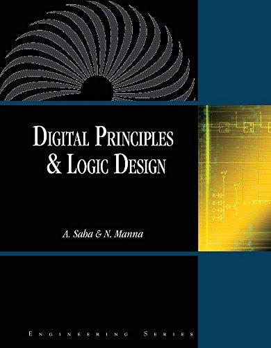 Digital Principles & Logic Design: Arijit Saha