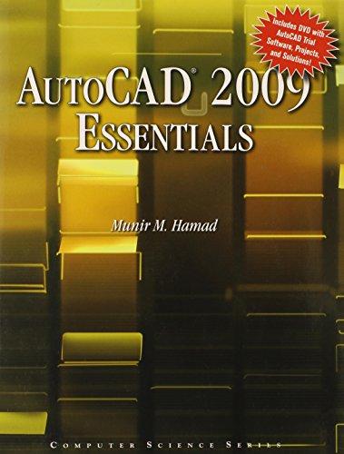 9780763773779: Autocad 2009 Essentials