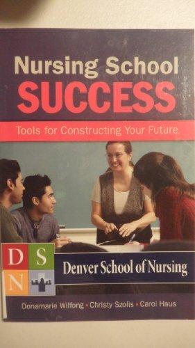 9780763773823: Nursing School Success