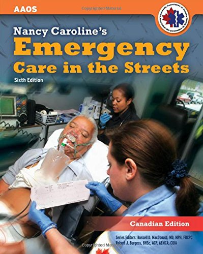 9780763773991: Nancy Caroline's Emergency Care in the Streets